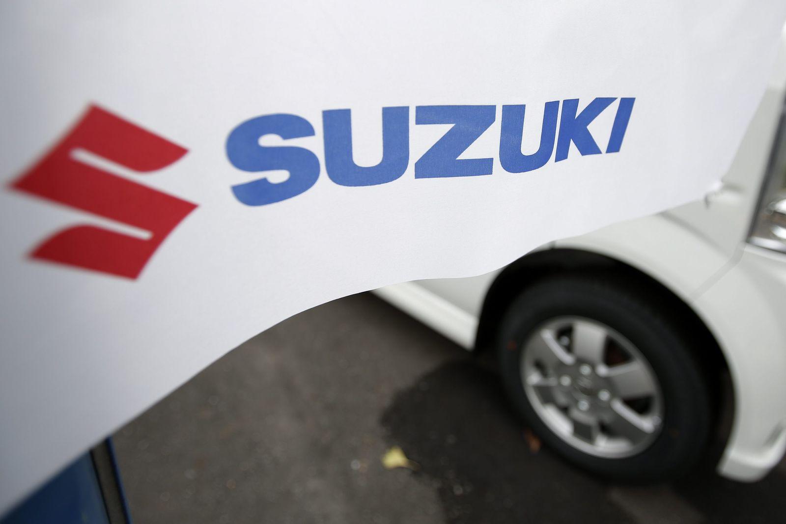 Autos/ Rückrufe/ Suzuki Zündschloss