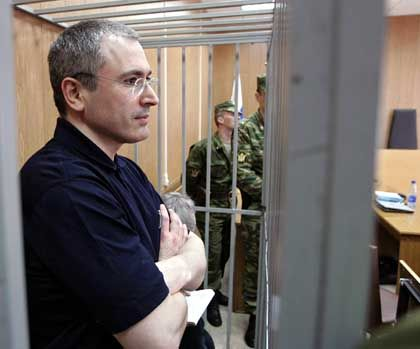 "Mikhail Khodorkovsky: ""An empire always demands sacrifices of its people."""