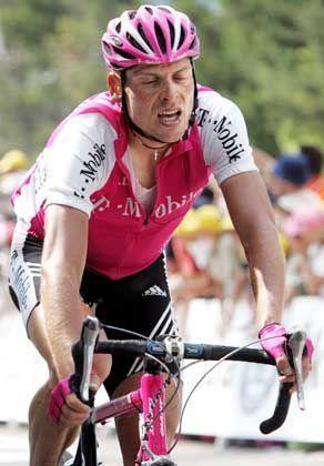 Jan Ullrich bei der Tour de France: Der Kopf macht vor den Beinen schlapp