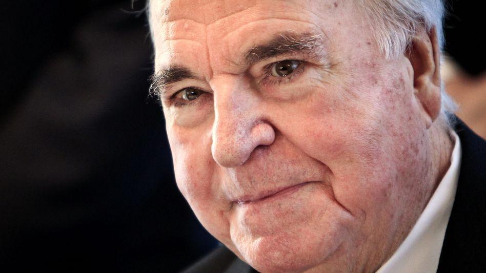 Alt-Bundeskanzler Kohl: Ist er etwa ein Linker?