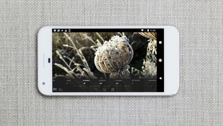 Fotostrecke: So sehen Smartphone-Fotos im Raw-Format aus