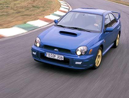 Subaru Impreza WRX STi: Kein anderer Subaru ist so stark und so schnell
