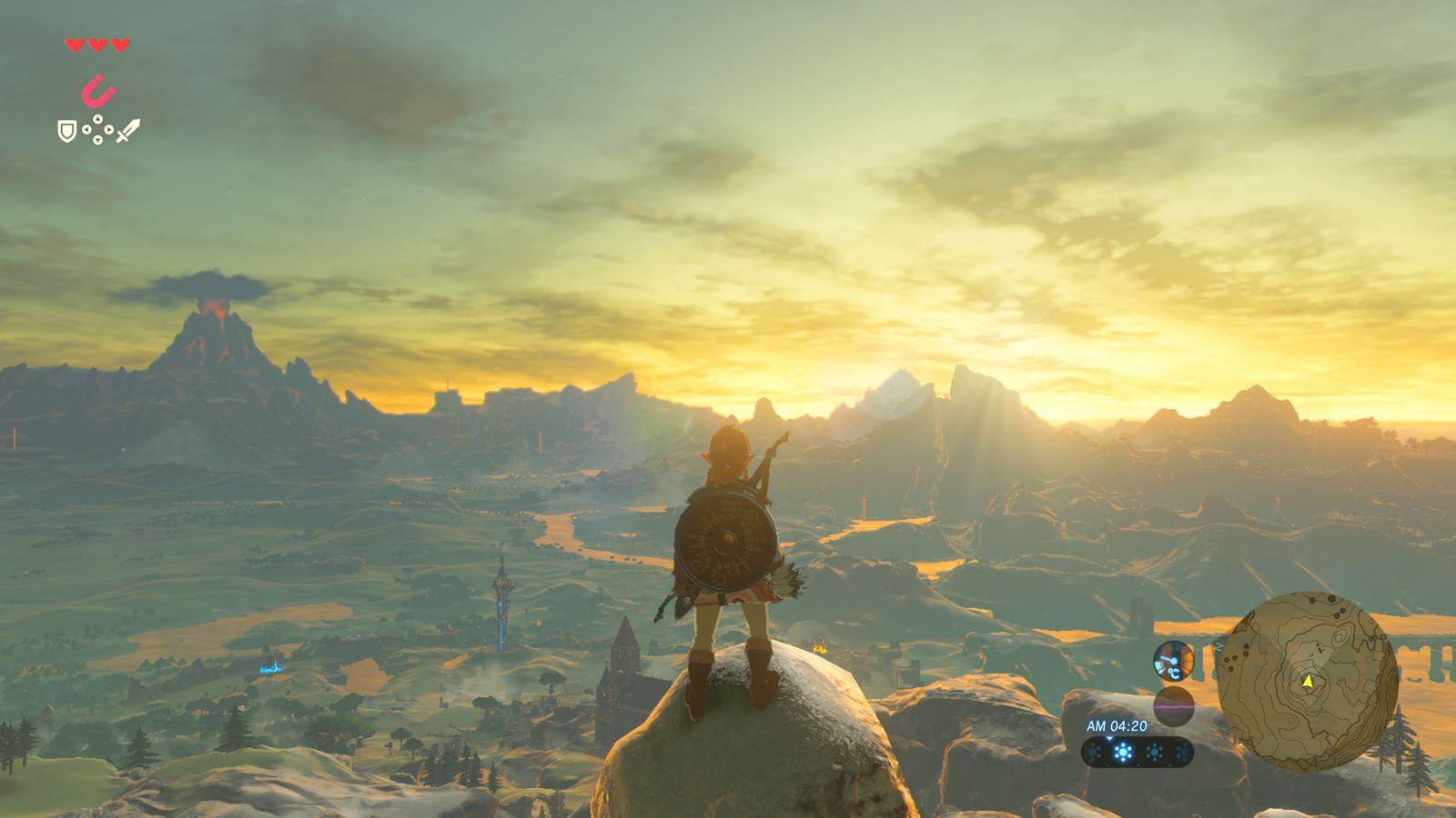 EINMALIGE VERWENDUNG 20 besten Games 2010-2019/ Zelda: Breath of the Wild