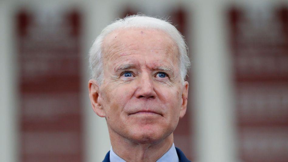 Joe Biden: Der nächste Sieg für den Trump-Herausforderer
