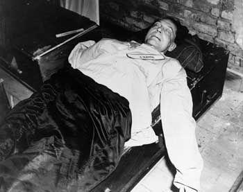 Görings Leiche: Woher hatte der schwer bewachte Häftling das Gift?