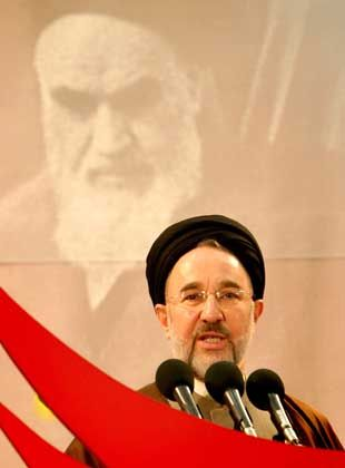 Current Iranian President Mohammad Khatami has had a rough time in his attempts to push through reforms.