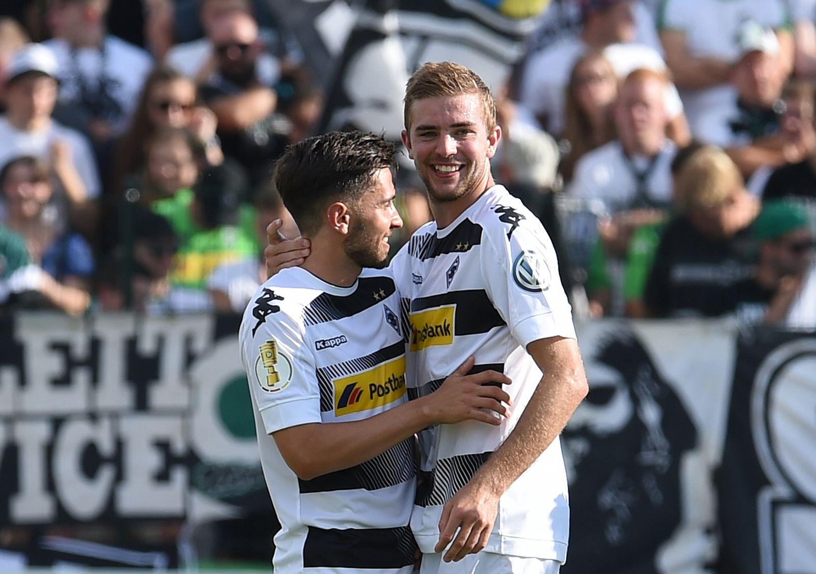 SV Drochtersen/Assel - Borussia Mönchengladbach