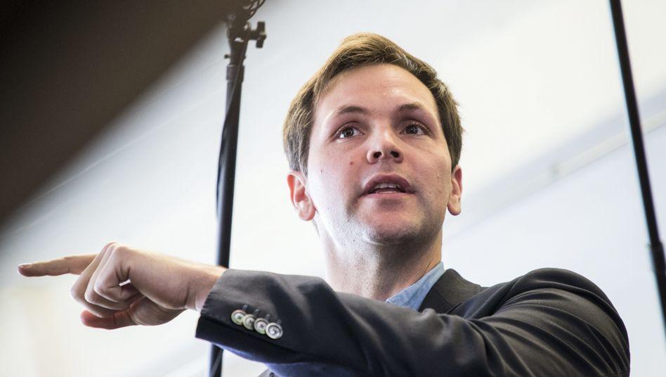 Ist nun Mitglied der CDU: der ehemalige Tesla-Deutschlandchef Philipp Schröder