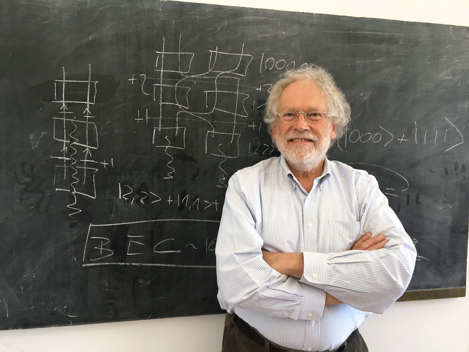 Quantenphysiker Anton Zeilinger