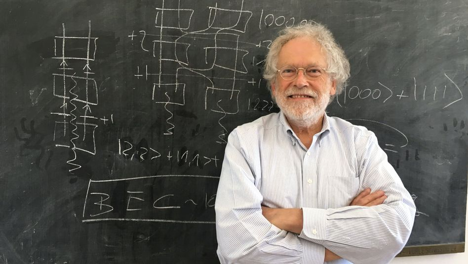 "Quantenphysiker Anton Zeilinger: ""Ich war sofort fasziniert."""