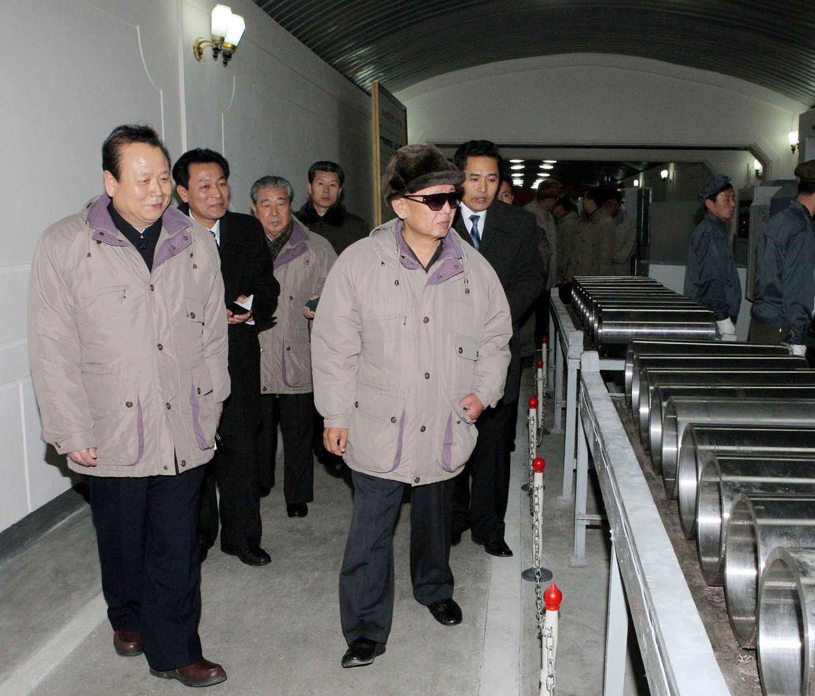 Nordkorea Kim Jong Il