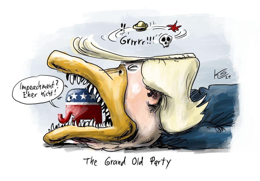 Karikatur 13.02.2021