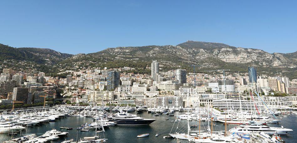Jachthafen in Monaco (Archivbild): 2189 Dollarmilliardäre weltweit