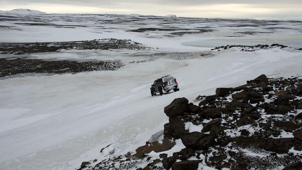 Island: Lavafelder und Schneeromantik