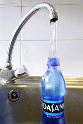 """Dasani-Wasser: """"Es gibt unterschiedliche Niveaus von Reinheit"""""""