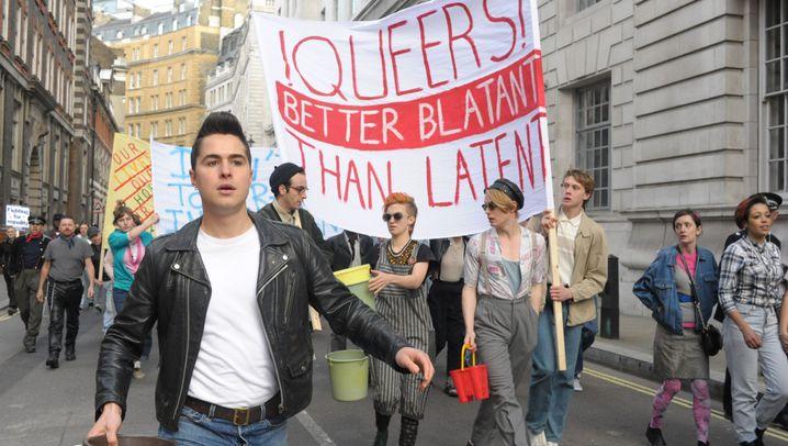 "Sozialdrama ""Pride"": Gruben und Perverse"