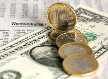 """Euro-Münzen und Dollar-Scheine: """"Nicht einzusehen"""""""