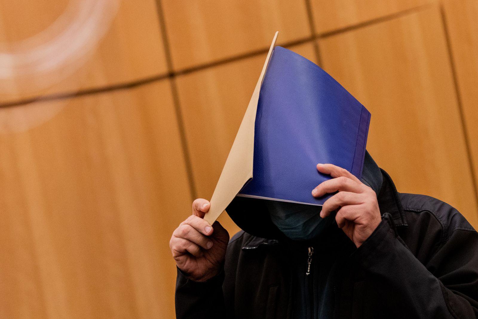 Haftstrafe: Erstes Urteil im Missbrauchskomplex Münster