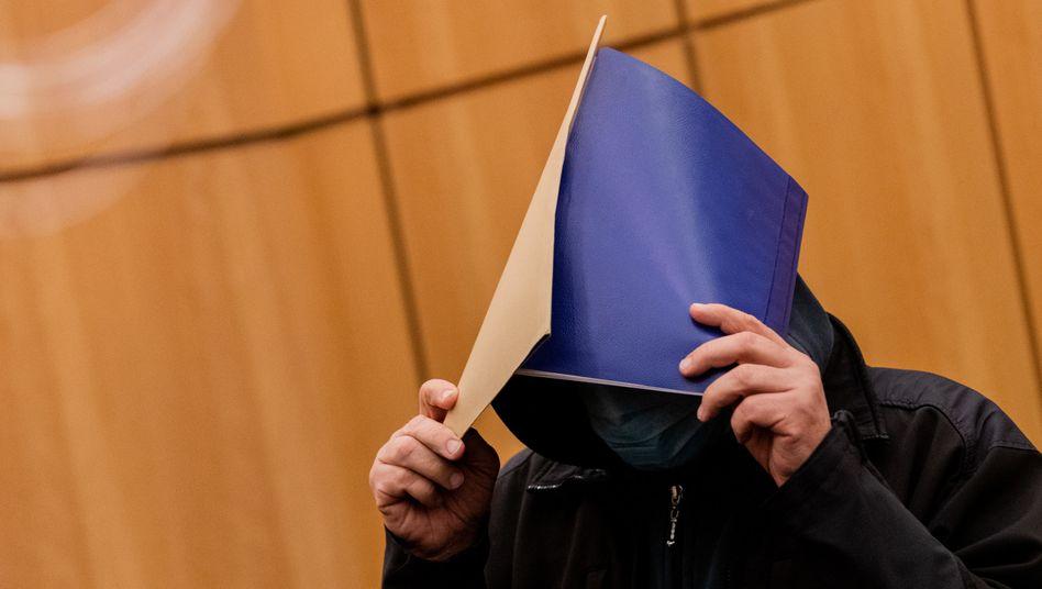 Der verurteilte Mann aus Norderstedt hatte die Taten gegenüber den Ermittlern gestanden