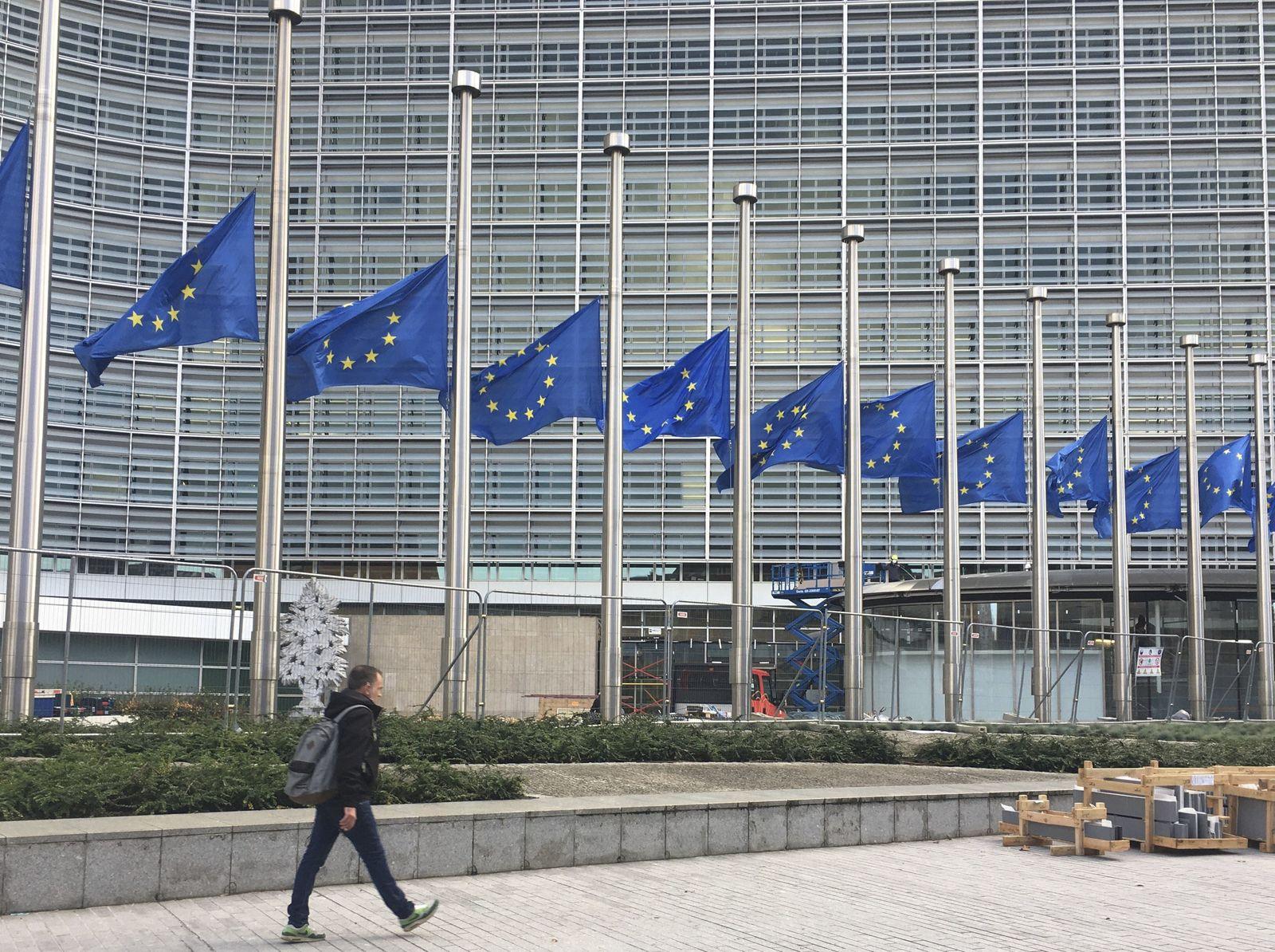 Nach dem Terrorangriff in Wien - Brüssel