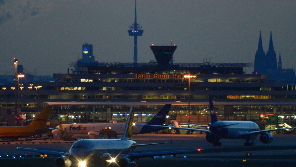 Flughafen Köln-Bonn (Archiv)