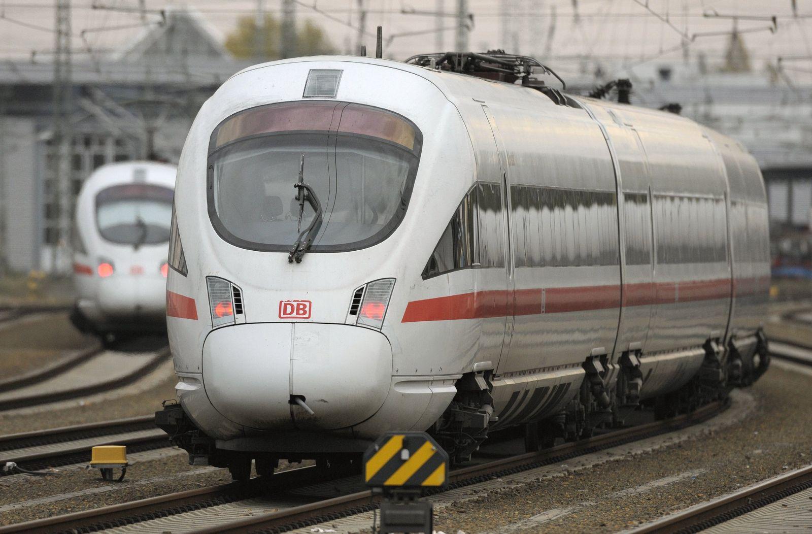 ICE-T-Zug / Neigetechnik / Bahn