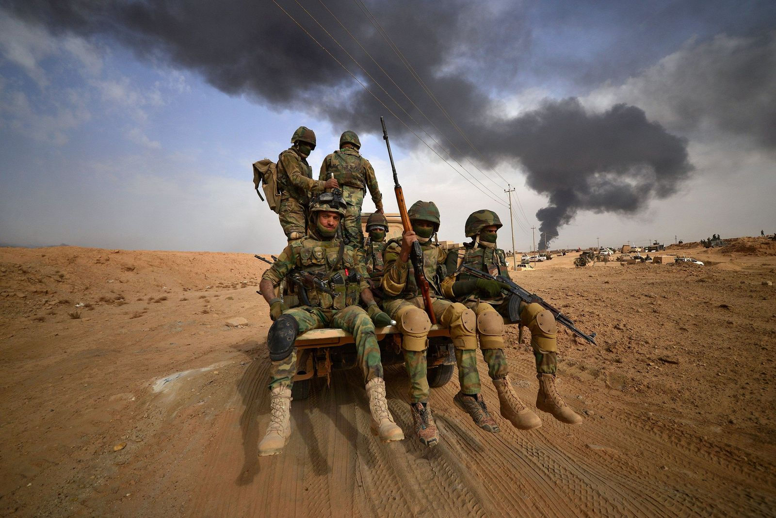 MIDEAST-CRISIS/IRAQ-ISLAMICSTATE