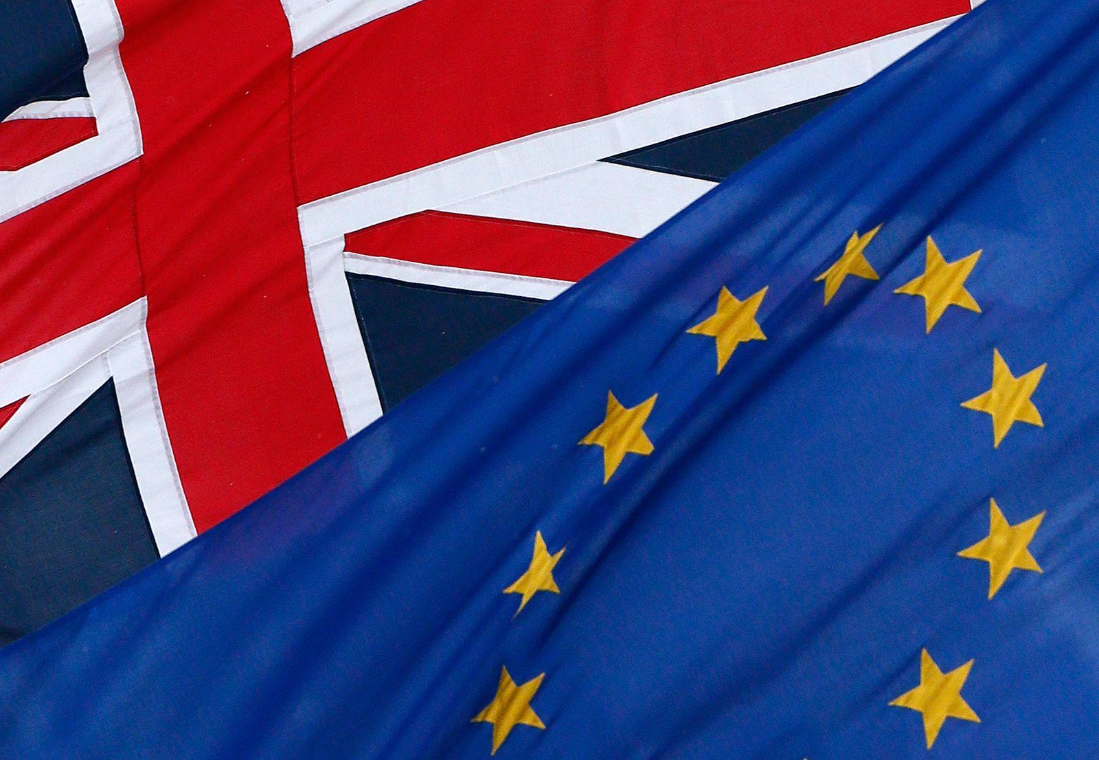 Symbolbild / Großbritanniens / EU / brit. EU-Mitgliedschaft / England