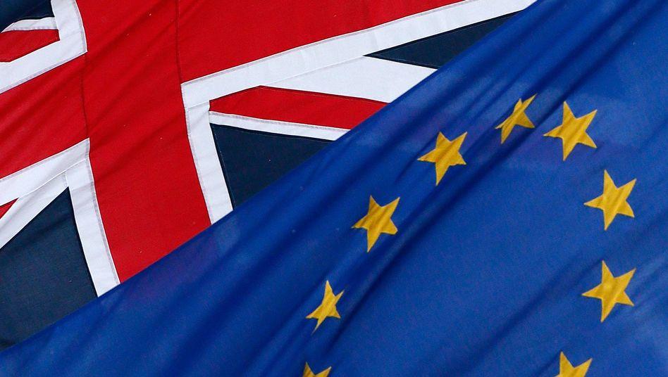 The EU and Britain: an unhappy couple.