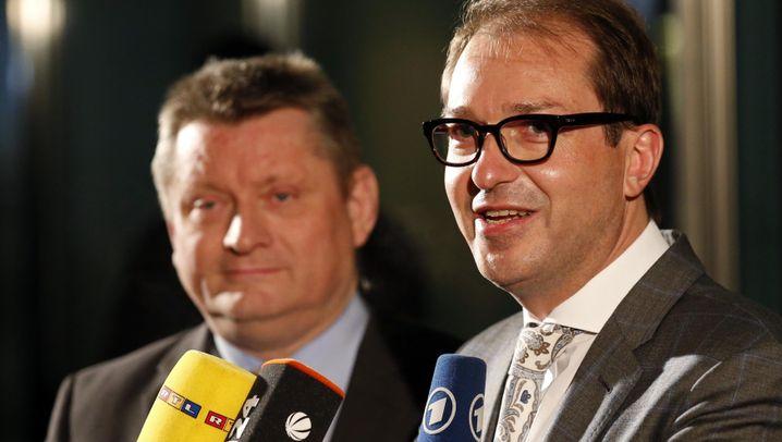 Koalitionsvertrag: So lief die lange Nacht von Berlin
