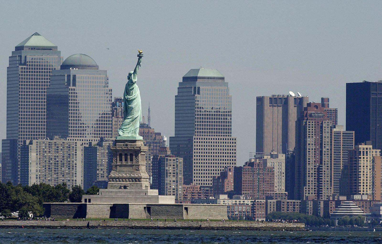 Freiheitsstatue / New York / Amerika