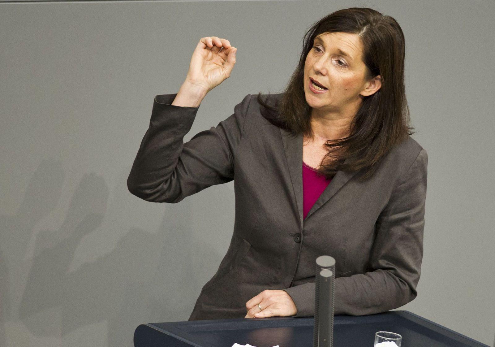 Katrin Göring-Eckardt / Bundestag