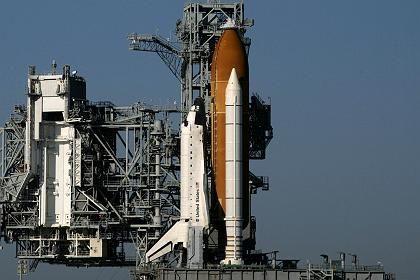"""Space Shuttle """"Atlantis"""": Start wegen technischer Probleme verschoben"""