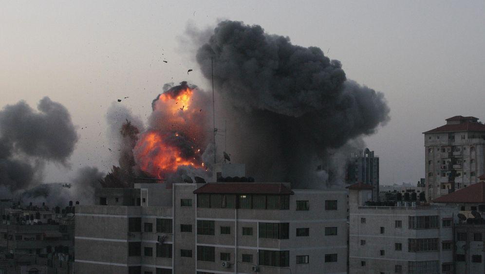 Eskalation in Nahost: Israels Luftoffensive gegen Gaza