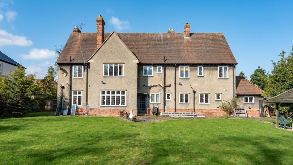 Das Haus in der Northmoor Road 20: Hier lebten einst J.R.R. und Edith Tolkien mit ihren vier Kindern