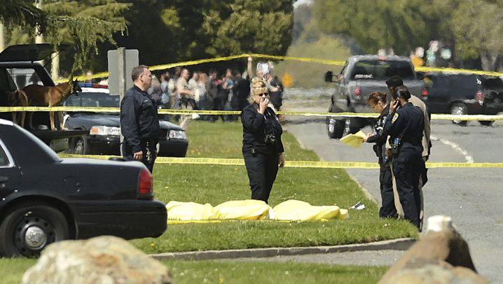 US-Universität: Tödliche Schüsse