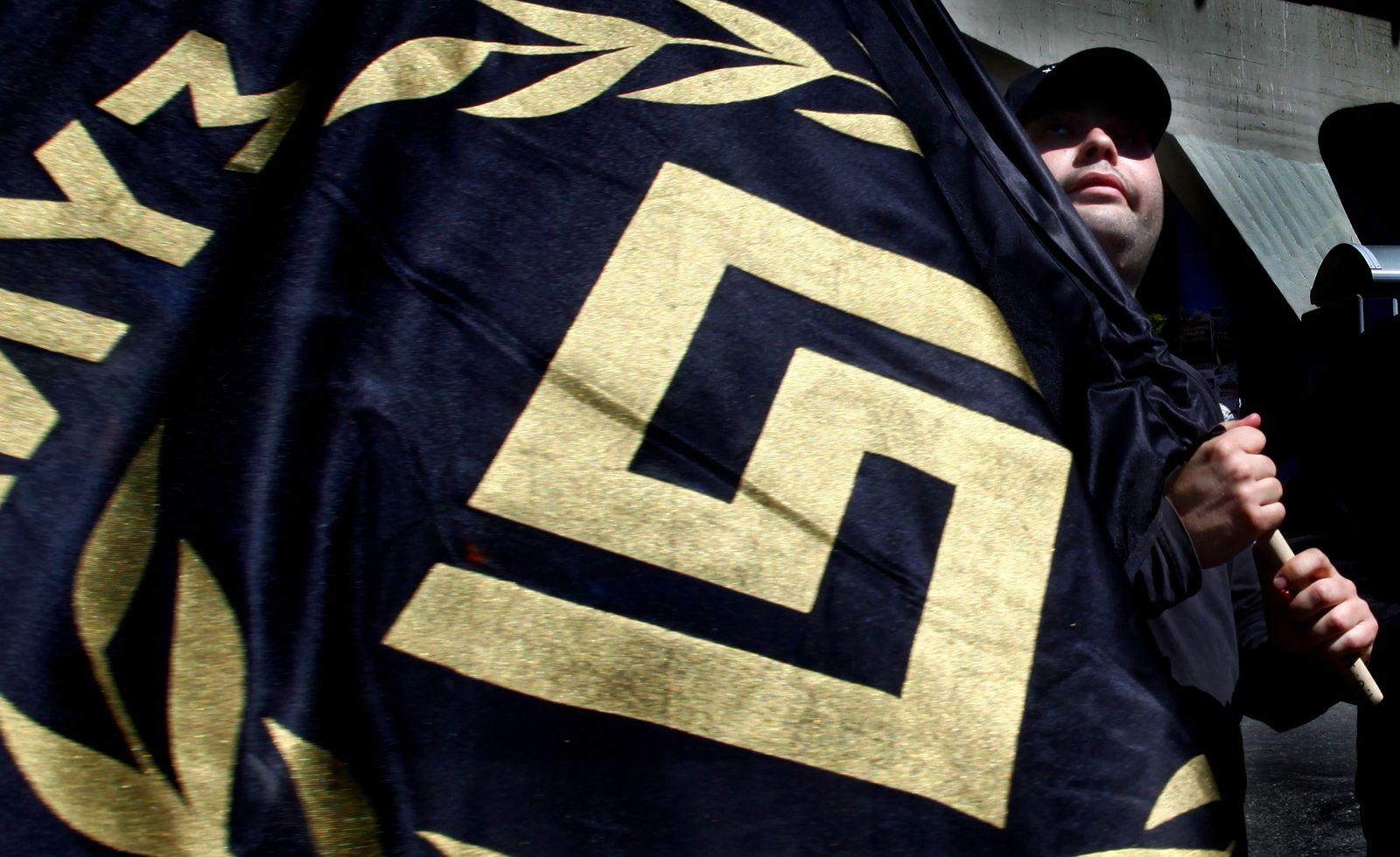 Griechenland / Golden Dawn