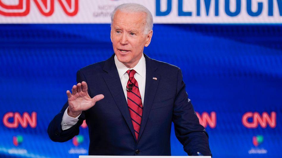 Ex-Vizepräsident Biden