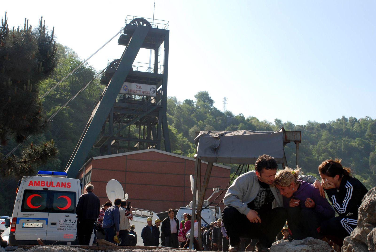 Türkei Minenunglück