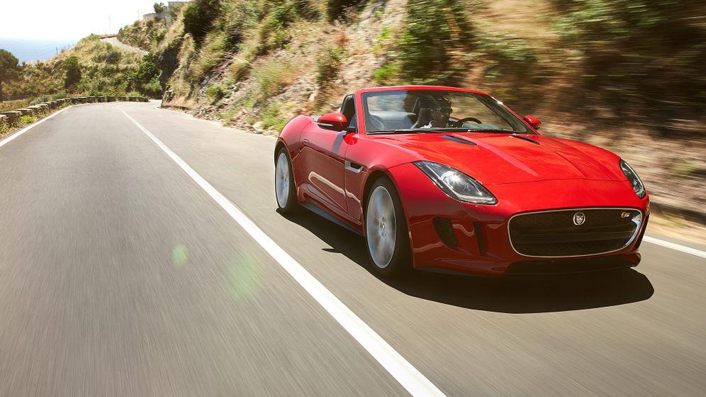 Jaguar F-Type: Die Katze ist aus dem Sack