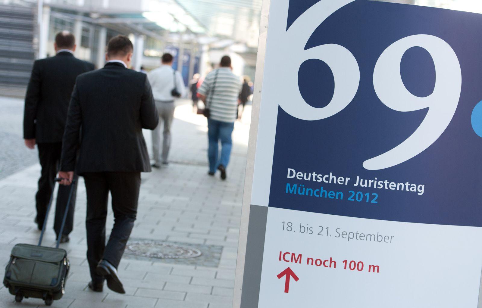69. Deutscher Juristentag