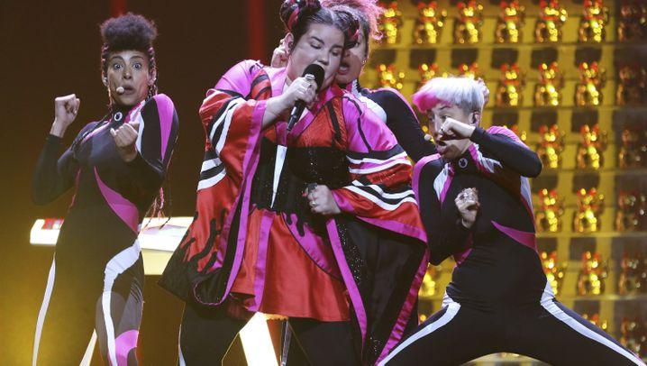 Eurovision Song Contest: So liefen die Auftritte im ESC-Finale
