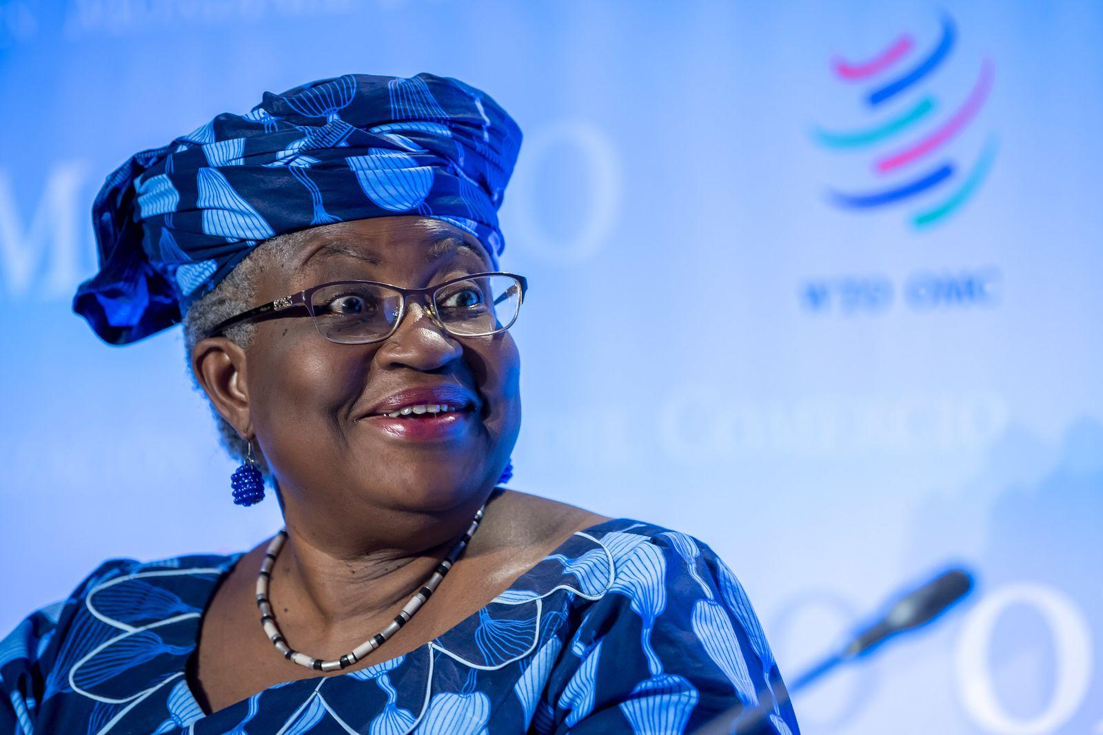 Kandidaten für WTO-Spitzenjob - Ngozi Okonjo-Iweala