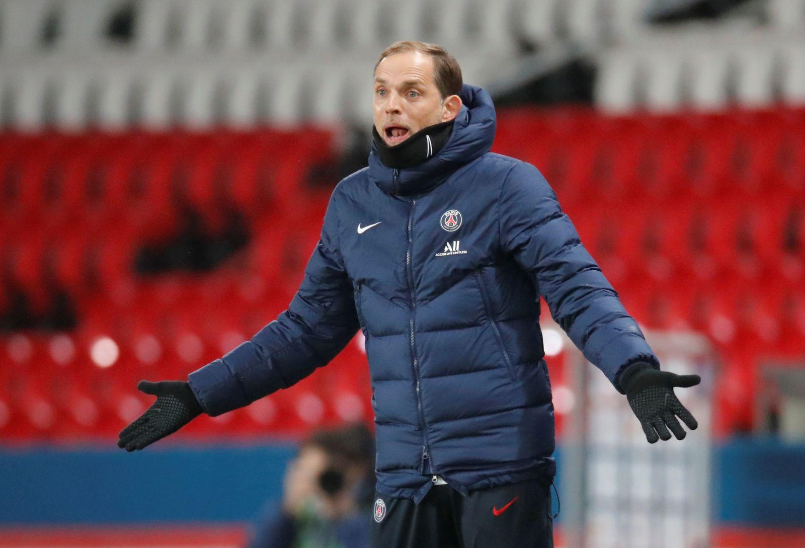 FILE PHOTO: Ligue 1 - Paris St Germain v Olympique Lyonnais