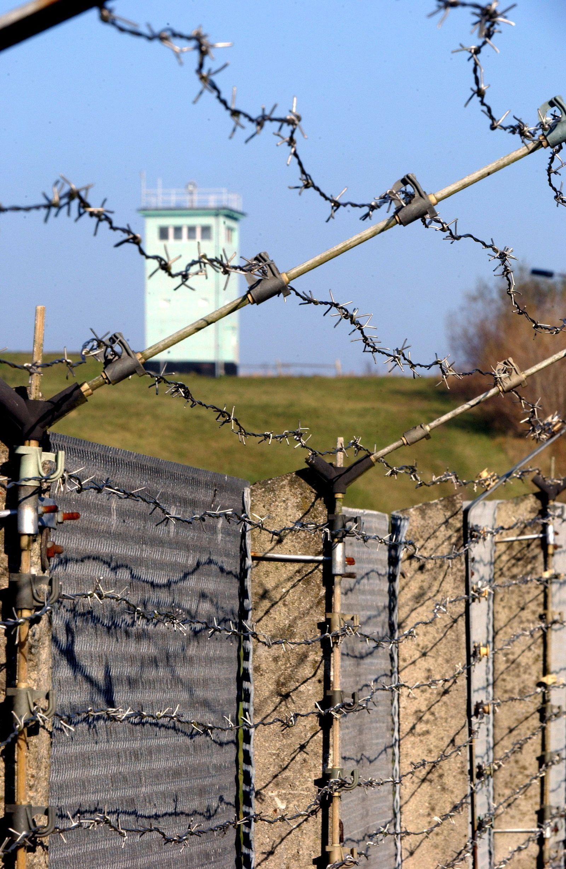Grenzanlagen in Hötensleben als Denkmal
