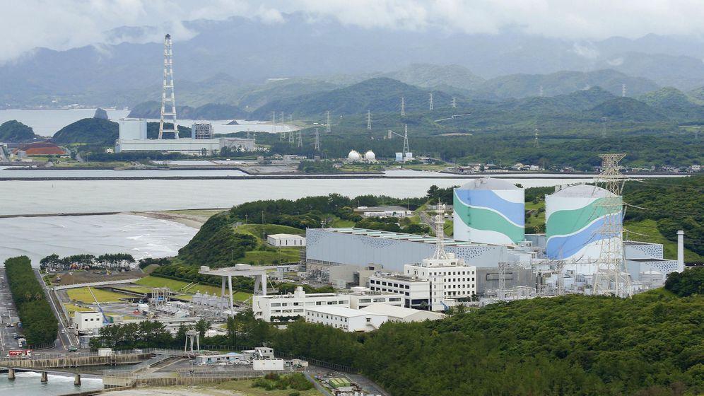 AKW Sendai: Meiler im geologischen Hotspot