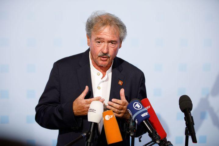 Politiker Asselborn (Archivfoto): sanfter Druck auf Deutschland