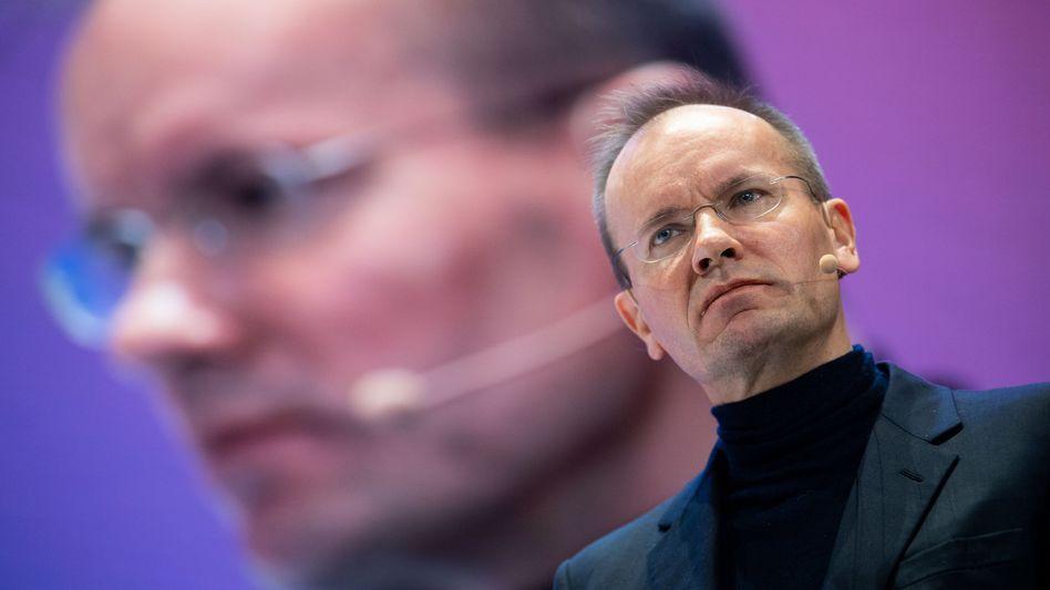 Markus Braun inszenierte den Wirecard-Konzern als Betrugsopfer