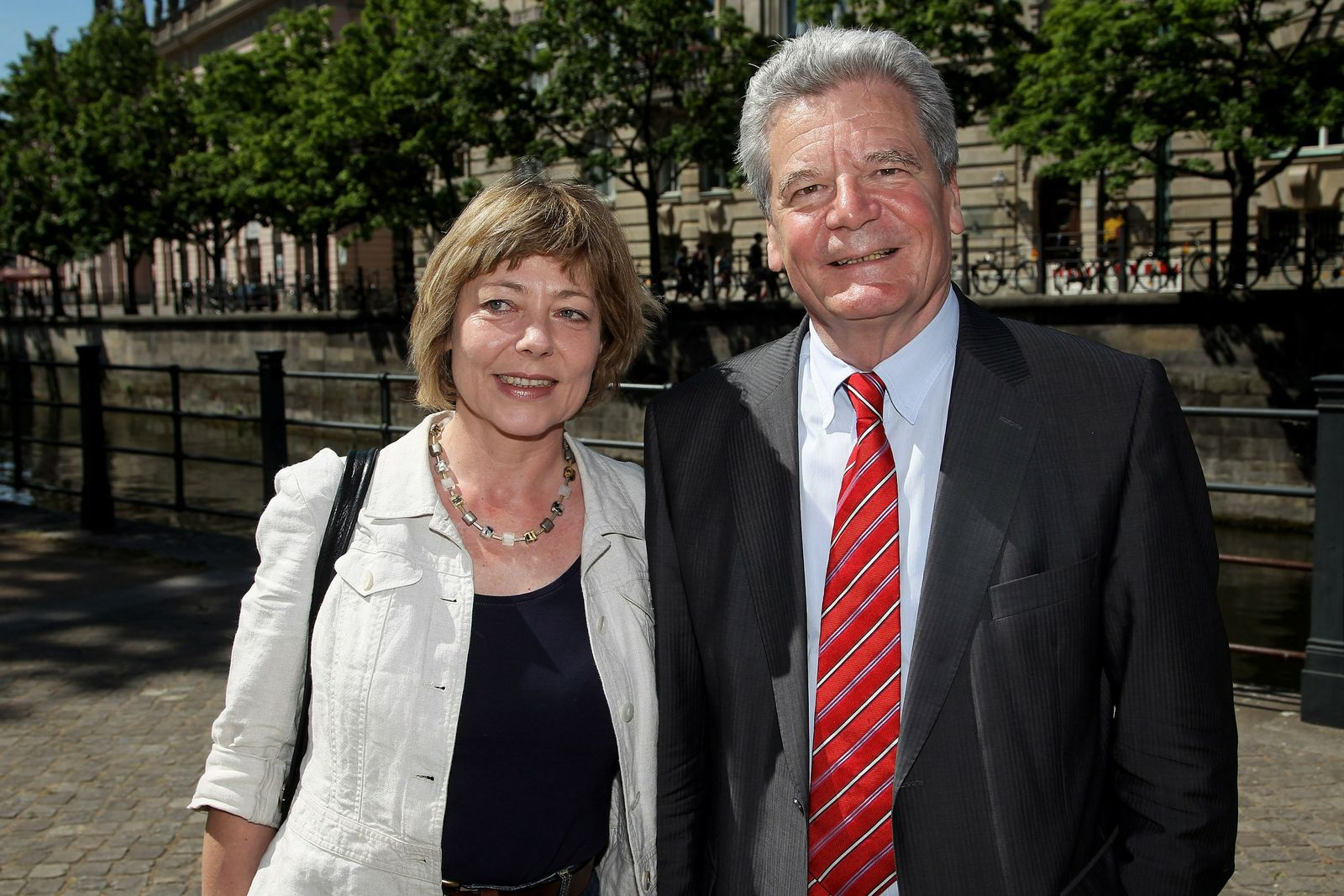 Joachim Gauck / Daniela Schadt