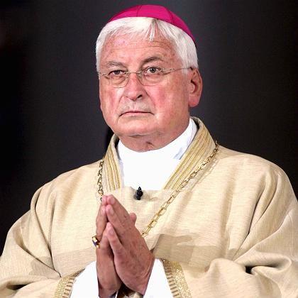 Bischof Mixa: Gott ist überall, auch im Biologie-Unterricht